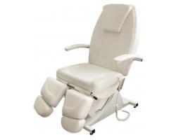 Педикюрное косметологическое кресло Нега 3 мотора + пневматика