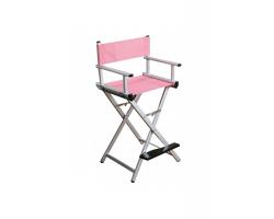 Стул для визажа Pink
