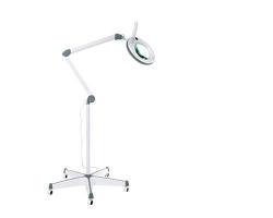 Косметологическая лампа-лупа ЛЛ-5 на стойке