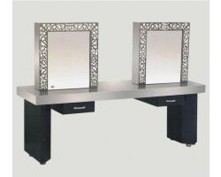 Мужское зеркало барбер двухстороннее ML-1877