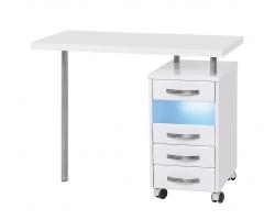 Маникюрный стол МЦ-029 с УФО-блоком
