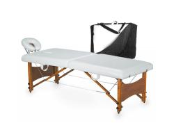 Стол массажный раскладной с регулируемой высотой (чемодан в чехле)