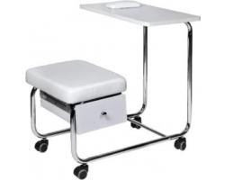 Маникюрный столик совмещенный со стулом