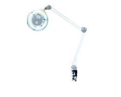 Лампа-лупа на струбцине х01а