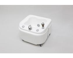 Педикюрная ванна на колесиках с гидромассажем P100