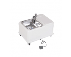 Передвижная ванна для ног МЦ-034