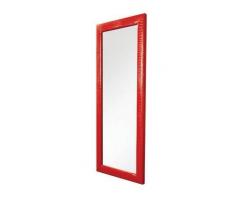 Мужское зеркало барбер DEEP RED