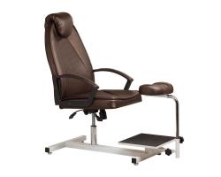"""Педикюрное кресло """"Классик II"""" на пневматике"""
