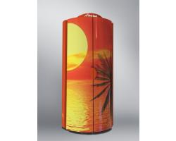 """Вертикальный коллагенарий """"Fire-Sun Collagen 54*180"""""""